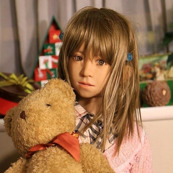 Порно кукла надувная япония