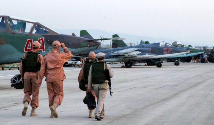 Чеченские военнослужащие отправлены в Сирию