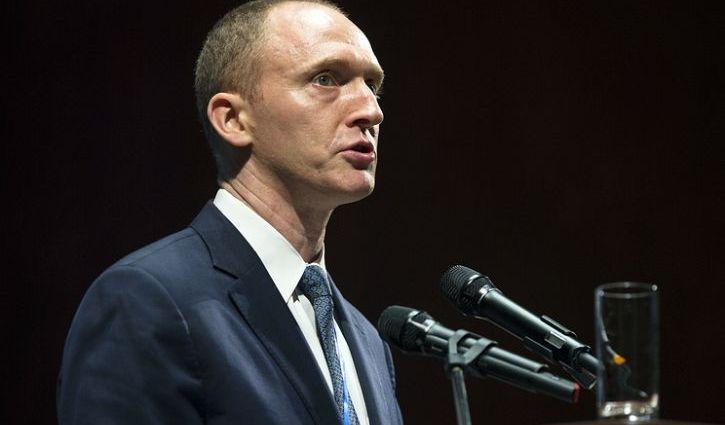 МИД РФ не встретятся с бывшим советником Трампа