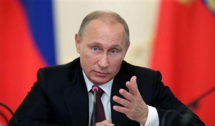 Путин: говорить об исключительности американцев совершенно избыточно