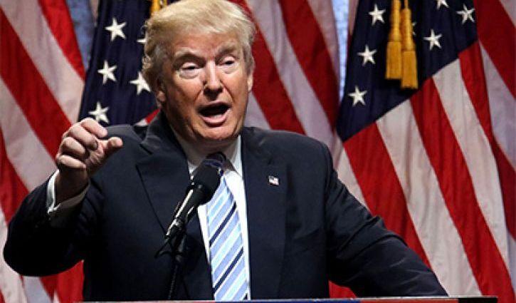 "Трамп: мне нужен народ, а не знаменитости категории ""А"""