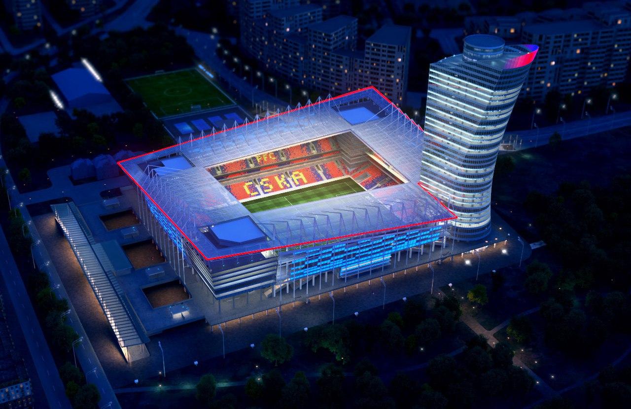 стадион ЦСК