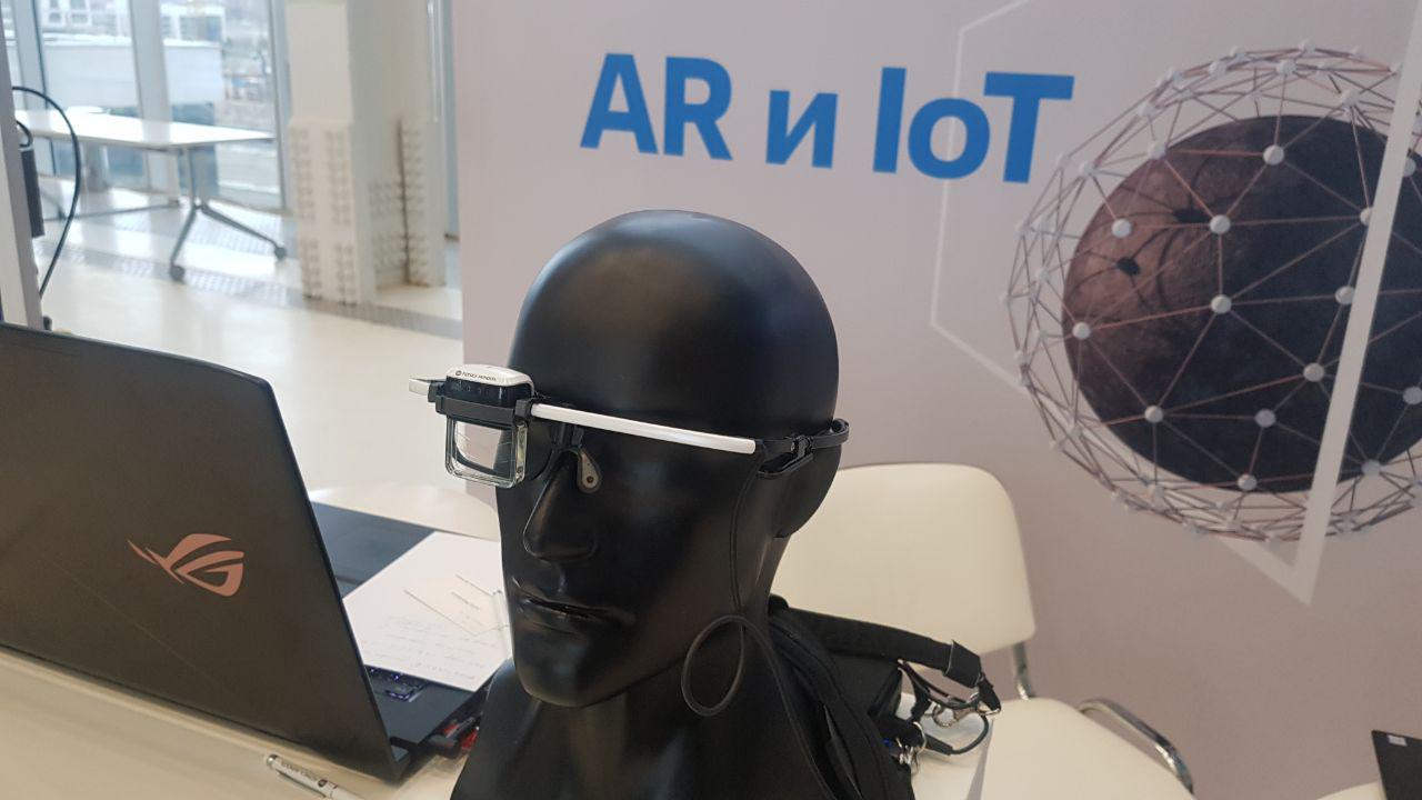 AR-технологии на службе производства